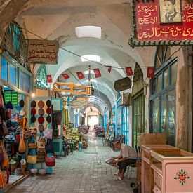 Soek in Tunis sur Frank Lenaerts