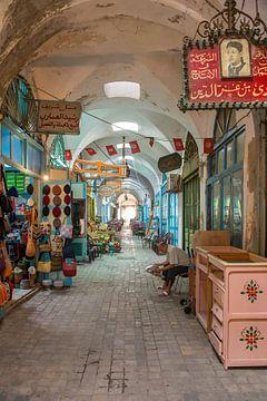 Soek in Tunis van