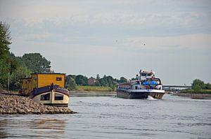 Woonbootje in Zutphen van