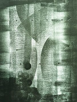 Gepunktet   Abstrakt geometrisch von Henriëtte Mosselman