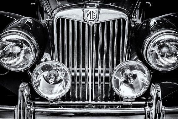 De Vintage MG