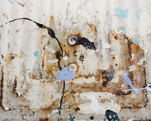 De tijdreizigers | Abstract figuratief