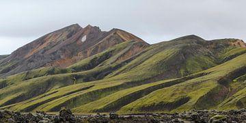 Landmannalaugar - Island von Barbara Brolsma