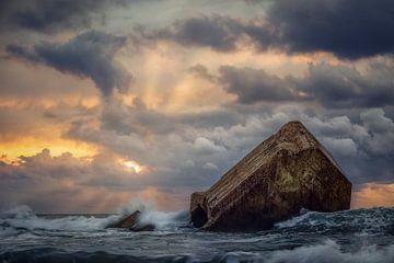 Atlantikwall Frankreich von Peter Poppe