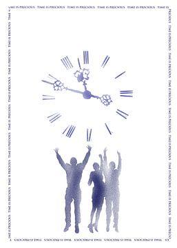 Zeit ist kostbar van Roswitha Lorz