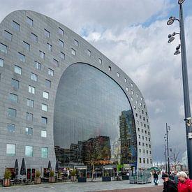 Halle du marché, Rotterdam sur Wendy van Kuler