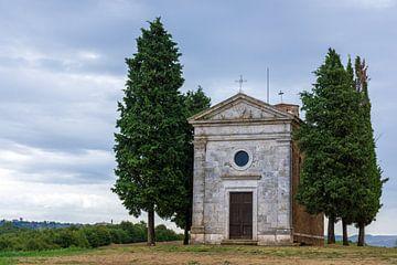 Cappella della Madonna di Vitaleta van Bas Verheijke