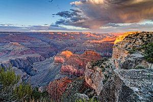 Wonderful Grand Canyon Sunset (1)