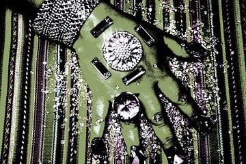 leger groene hand von Gerrit Neuteboom