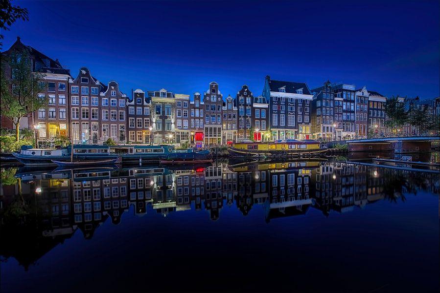 Singel Amsterdam redlight van Michel Jansen