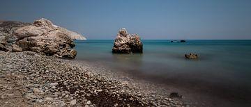 Aphrodite's Rock Beach sur Hans Kool