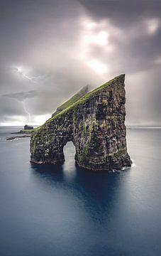Faroe Islands van Hendrik Jonkman
