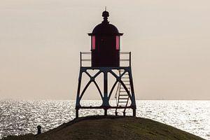 Havenlicht van Stavoren van Portrait of Holland
