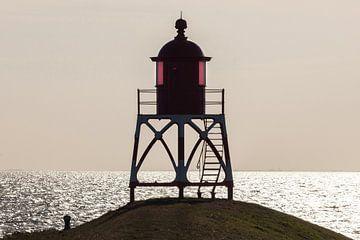Havenlicht van Stavoren von Portrait of Holland