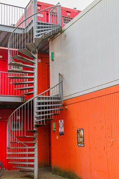 Amsterdam van Henny Buis