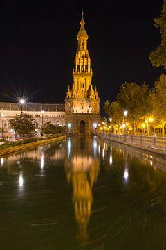 Plaza de Espana - Sevilla von Jack Koning