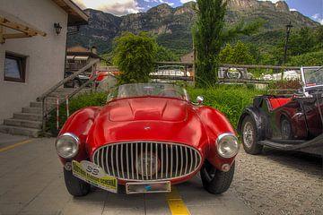Fiat Moretti 750 Barchetta 1953 von Björn Leurs