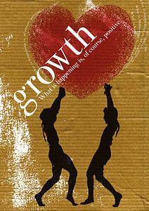 Positive growth van Alexander Frencken