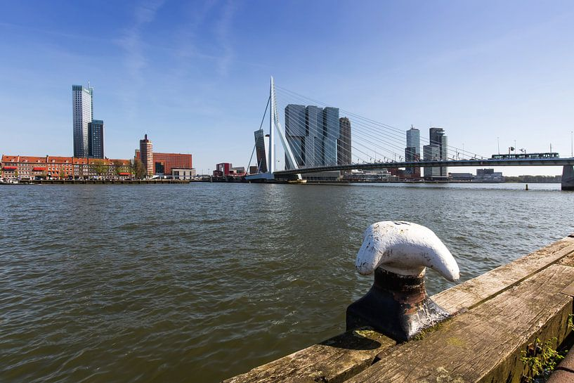 Rotterdam Skyline sur Frank Herrmann
