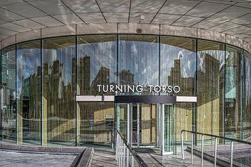 Malmö IV - Turning Torso sur Michael Schulz-Dostal
