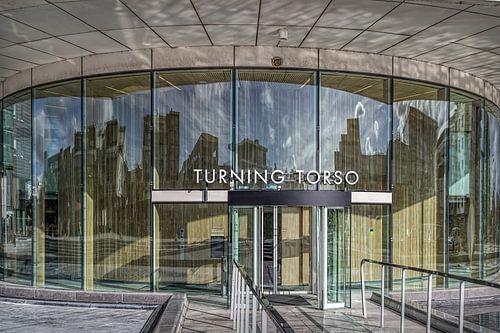 Malmö IV - Turning Torso van