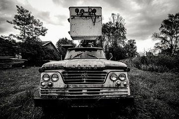 Der alte Dodge von Franz Nagler