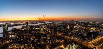 Metropolis Rotterdam van Jeroen Kleiberg