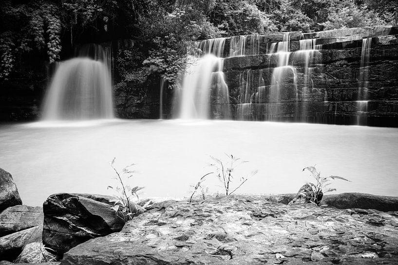 Sri Dit Waterval van Johan Zwarthoed