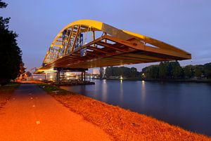 Hogeweidebrug in Utrecht