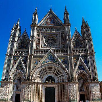 Orvieto Duomo Italie sur Henk Alblas