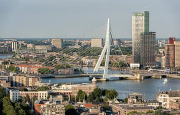 Rotterdam skyline sur Reinier Snijders