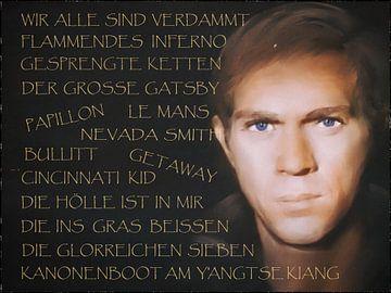 Legenden - Steve McQueen (Filme) von Christine Nöhmeier