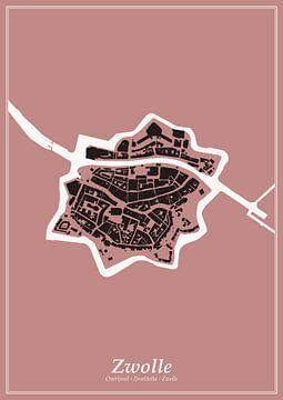 Vestingstad - Zwolle van Dennis Morshuis