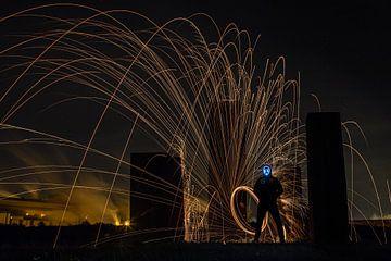 Firestarter van Pieter Heine