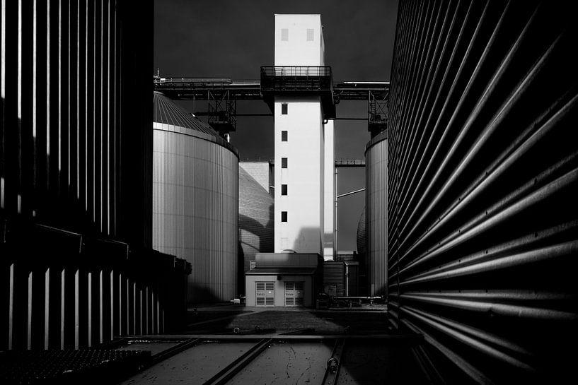 Klärwerk Waßmannsdorf von Holger Debek