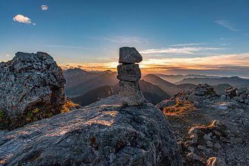 Sonnenuntergang am Aggenstein von MindScape Photography