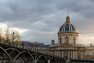 Historisch gebouw in Parijs van Alexander Bogorodskiy