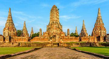 Wat Chai Watthanaram sur
