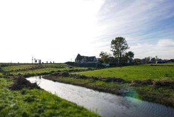Holland - Durgerdam van