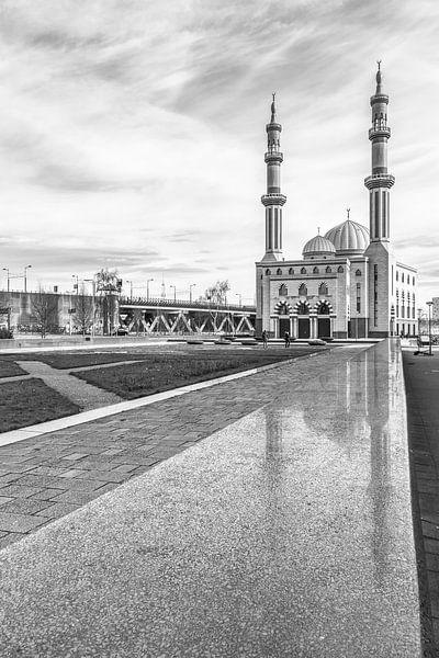 Essalam moskee Rotterdam van Ilya Korzelius