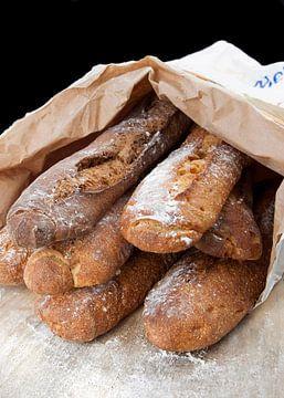 stokbrood van Liesbeth Govers voor omdewest.com
