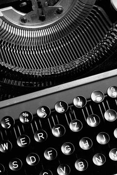 Typemachinetoetsen von