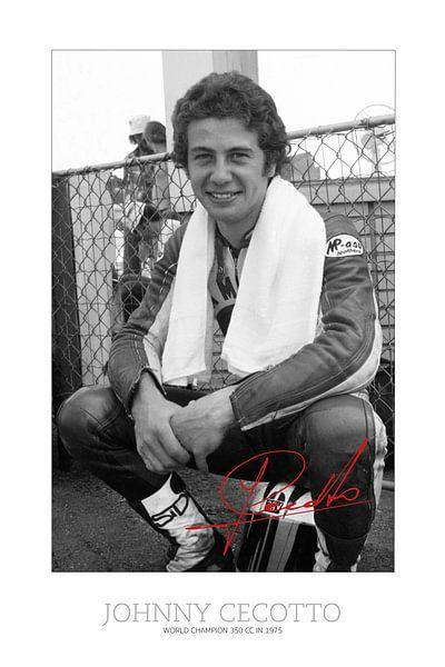 Johnny Cecotto 1975 TT Assen