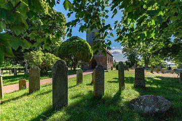 gotische Dorfkirche Groß Zicker, Rügen von GH Foto & Artdesign