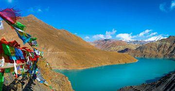 In den Bergen von Tibet von Rietje Bulthuis