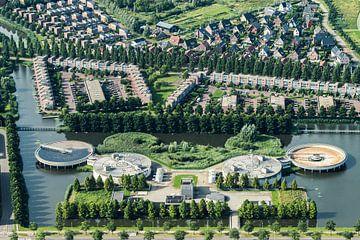 Waterzuiveringsinstallatie in Utrecht van De Utrechtse Internet Courant (DUIC)
