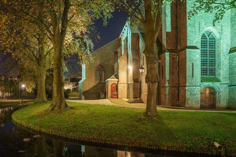 Singelkerk in Ridderkerk van Wessel Dekker