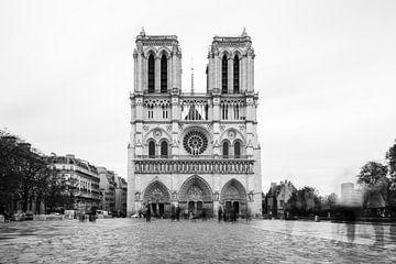 Notre-Dame Parijs - 5 sur Damien Franscoise