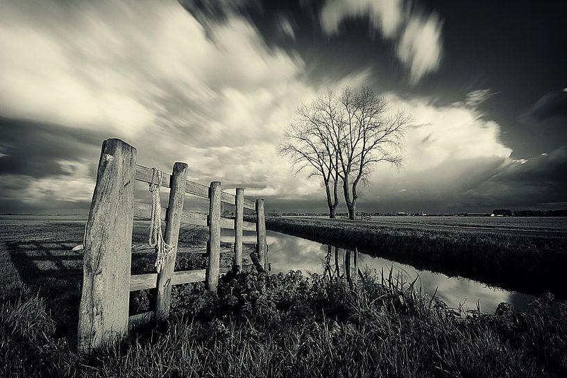 Herfst in de Alblasserwaard van Halma Fotografie