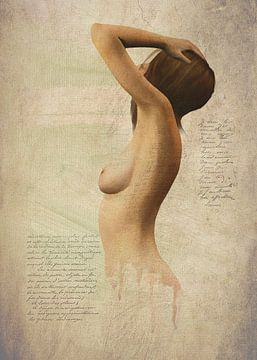 Erotik nackt –  - Nackt mit Mysterium von Jan Keteleer